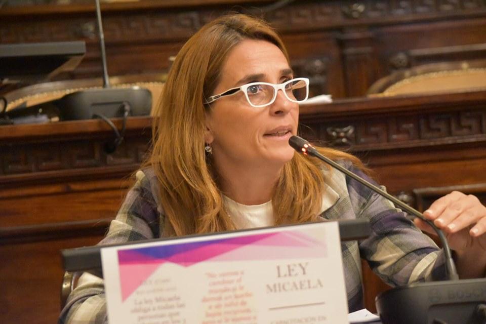 EL SENADO DE MENDOZA APROBÓ LA ADHESIÓN A LA LEY MICAELA