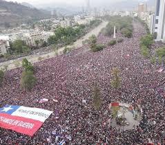 EL DESESPERADO DESPERTAR DE CHILE