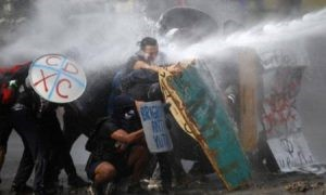 CHILE DESPERTÓ: ¿PROTESTAS SIN FORMA O NUEVAS FORMAS DE ORGANIZACIÓN?
