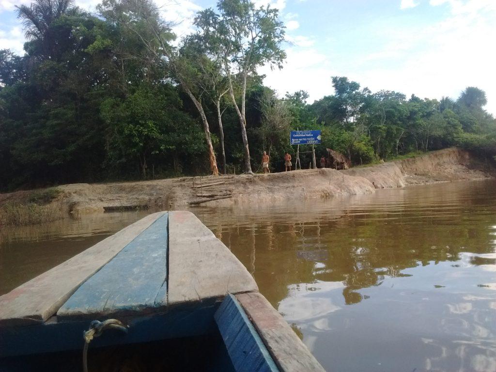 CRÓNICA DE UNA TEMPORADA EN LA AMAZONIA PERUANA