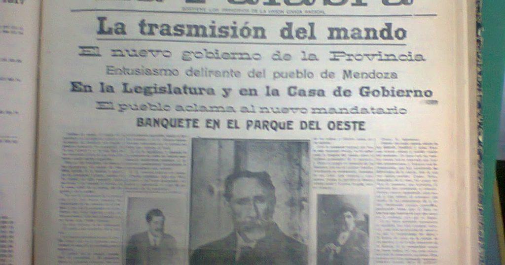 DIVERSAS MIRADAS SOBRE EL LENCINISMO