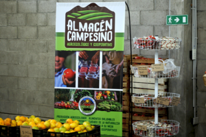 INAUGURO EL ALMACÉN CAMPESINO en MENDOZA