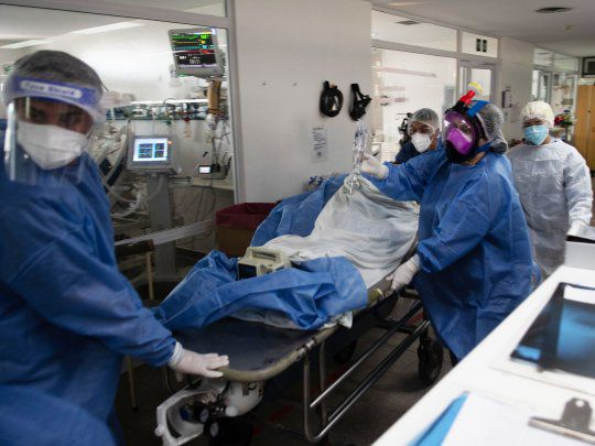 SARS-COV2 EN MENDOZA. EL IMPACTO DEL INICIO DE CLASES CON MODALIDAD PRESENCIAL