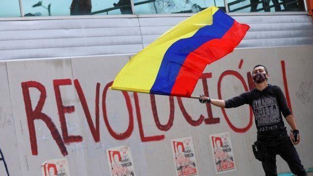 ¿QUE PÁSA EN COLOMBIA?
