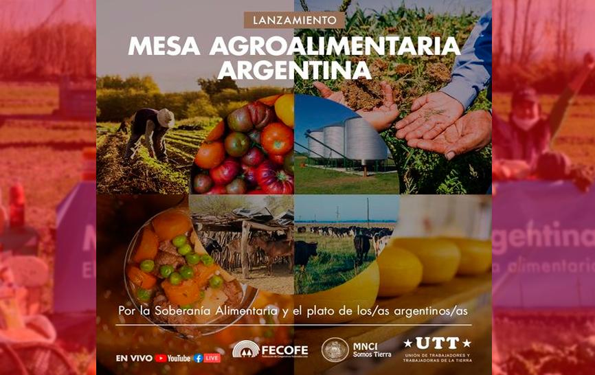 """El """"otro campo"""" propone """"El campo que alimenta y construye Soberanía Alimentaria"""""""